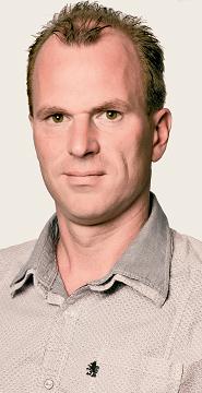 Tekstschrijver, journalist en fotograaf Simon Dirks